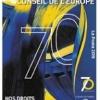 1er jour Conseil de l'Europe le 5 mai et Europa le 10 mai 2019
